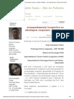 Acompanhamento Terapêutico na abordagem Junguiana _ Símbolos e Reflexões - Jung no Espirito Santo - Site de Fabrício Moraes.pdf