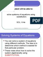 solvesystemsbysubpowerpoint