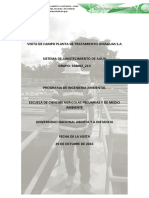 Informe Practica de Campo_ Abastecimiento de Agua
