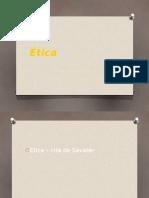 Ética - C7 - Personalidad - Temperamento y Caracter