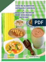 Recetas de Alimentos Ancestrales y Locales