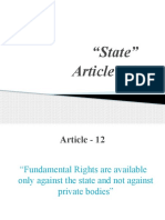 State - Article 12