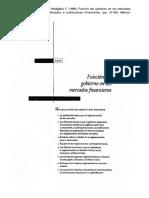 02) Fabozzi, F. J. y Modigliani, F. (1996). Función Del Gobierno en Los Mercados Financieros. en Mercados e Instituciones Financieras. (Pp. 37-49). México Prentice Hall