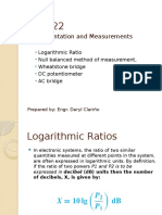Logratio Bridges