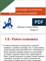 Politica Concurenței Economice În Uniunea