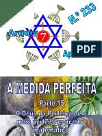 233 - A Medida Perfeita - Parte 15