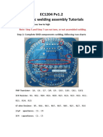 EC1204B_Electronic Welding Assembly Tutorials