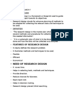 What is Research u1