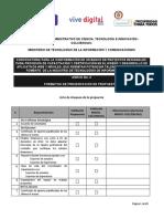 Proyecto Plan de Choque. Formación y Capacitación Cundinamarca_V2