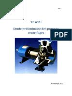 TP2 pompe