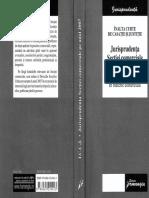 Jurisprudenta Sectiei Comerciale a ICCJ Pe 2007