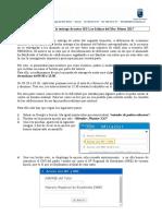 Procedimiento Entrega de Notas Web