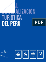 Manual Señalizacion Turistica Del Peru