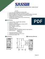 Interruptor Horario Electrónico Programable Semanal 3SC18A (1)