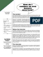 oral history interviews.pdf
