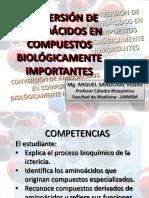 Compuestos Derivados de Aminoacidos
