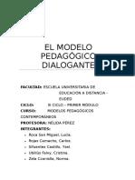 Modelo Dialogante