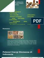 Teknologi Pembuatan Biobriket Dari Serbuk Gergaji