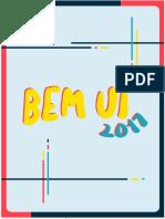 Narasi Kolaborasi BEM UI 2017