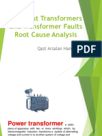 Root Cause Analysis Transformer