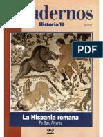 Cuadernos Historia 16, Nº 022 - La Hispania Romana
