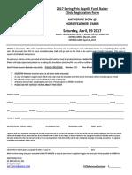 prix caprilli clinic entry form