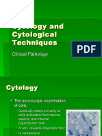 Cytology and Cytological Techniques