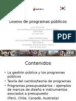 Diseno de Programas PublicosWinchester