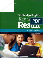 Key for Schools Result Student's Book