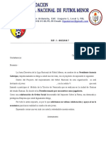 Carta de Apoyo. Chcho2