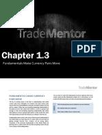 1 3 Fundamentals Make Currency Pairs Move
