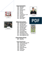 western baseball all stars all state state records  1