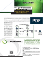 Datasheet Cryptosec Mail Esp