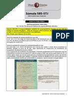 IPVA Sumula 585 Stj1