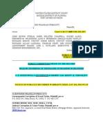 PUBLISHED PUBLIC CORRUPTION EVIDENCE