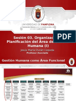 Sesión 03. Organización y Planificación del Área de Gestión Humana (I).ppt