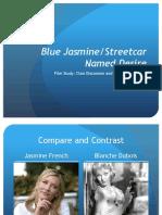 Blue Jasmine Film Study