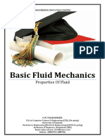 Properties of Fluid