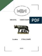 Ghid Italiana