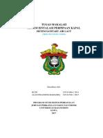 Makalah Sistem Perpipaan (Sanitary Air Laut) Rules DNV_Rudi_ft uh