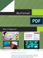 mla and apa format
