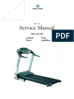 Bremshey Treadline Service Manual - Serial Number 5-6