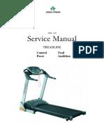 Bremshey Treadline Service Manual - Serial Number 5-6