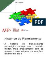 1.4 Modelo de Planejamento Estratégico Pessoal