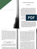 Os Fantasmas Da América Latina. PDF