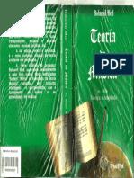 Teoria Musical - Bohumil Med - Teoria Da Música - 4ª Edição Revista e Ampliada