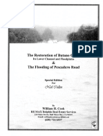 2001 The Restoration of Butano Creek