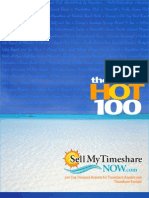 2010 HOT Properties, Sell My Timeshare NOW