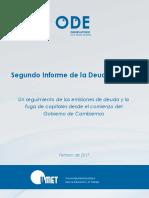 La deuda externa en la Era Macri