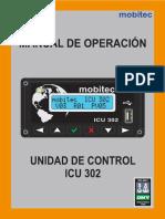 Manual Panel Control Icu 132 Mobitec